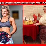 Lifting Weights Doesn't Make Women Huge