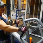 Virginia Sanchez Back Training Motivation
