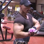 Virginia Sanchez Brutal Workout
