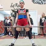 Lawn Native Delaine Roul Making A Name For Herself In Provincial Powerlifting