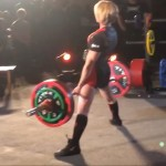 Jennifer Thompson Sets World Record Total