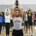 Bikini Bodybuilder Aims To Inspire Healthy Lifestyle