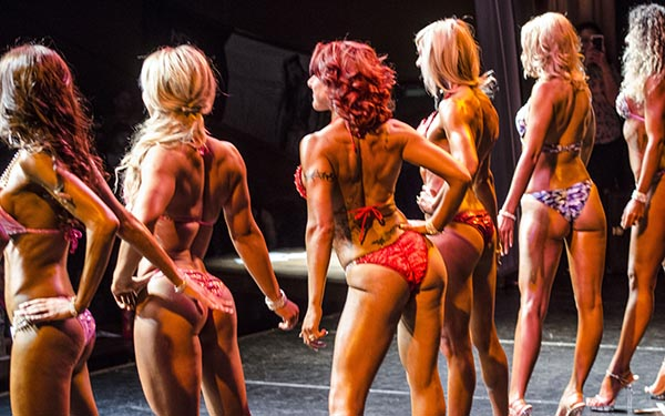 Pure Elite Fitness Competition, Hayes, Britain - 27 Sep 2015