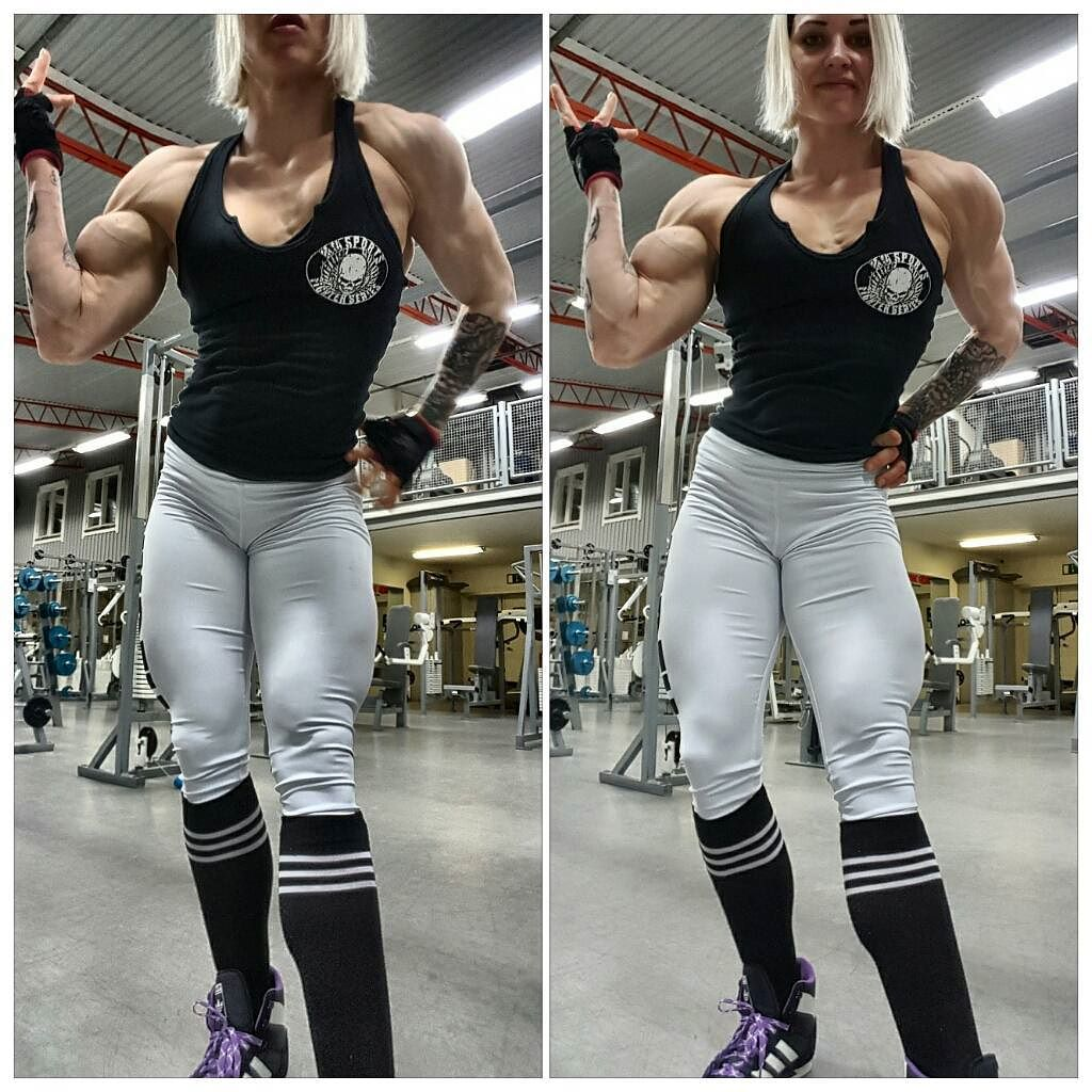 female powerlifters steroids
