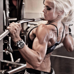 Female Bodybuilders on Facebook