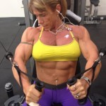 Lotte Bendix: MuscleMom!