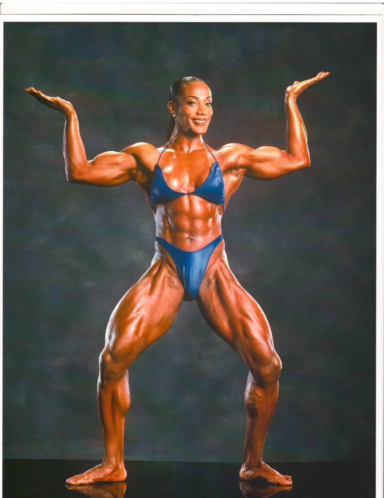 Angela Salvagno Twitter female bodybuilder – femalemuscle, female bodybuilding and