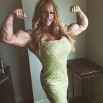 12,000 Female Bodybuilding Photos on Facebook and growing