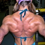 Females Working Triceps