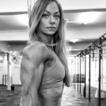 Vesna Kouzan IFBB Pro on Social Media