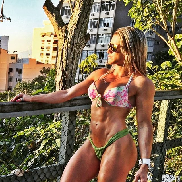Brenda Marinho in Rio