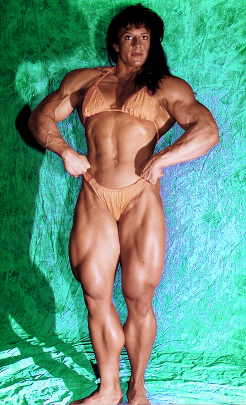 Where are they now – Tina Lockwood | FemaleMuscle, Female ...