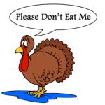 Lori Braun Thanksgiving Video: Don't Eat a Turkey