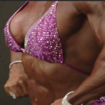 Diagnosis of female muscle obsession