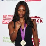 Top Female Boxer of 2017: Claressa Shields